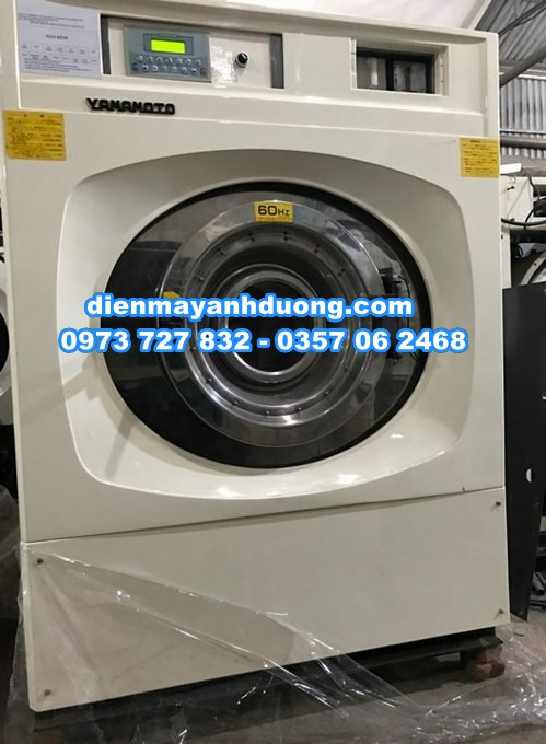 Giá bán máy giặt công nghiệp nhật bãi cho tiệm giặt tại Hưng Yên