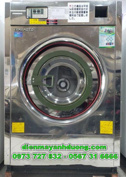 Máy giặt công nghiệp Yamamoto 22kg