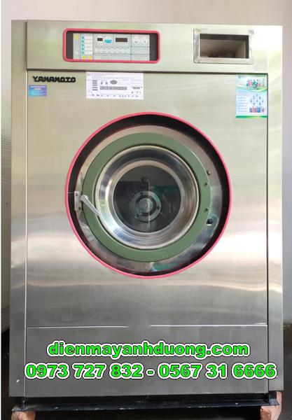 Máy giặt công nghiệp Yamamoto 35kg