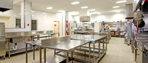 bếp công nhân khu công nghiệp