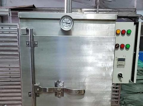 Tủ nấu cơm công nghiệp, tủ hấp cơm 30kg dùng điện hoặc gas giá tốt nhất