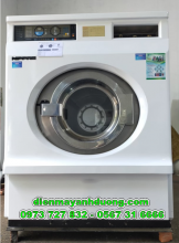 Máy giặt công nghiệp Nippre 25kg Nhật bãi