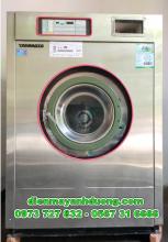 Máy giặt công nghiệp yamamoto 35kg nhật bãi