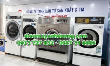 Giá máy giặt công nghiệp cũ 15kg 25kg 30kg 35kg 50kg 70kg tại Hà Nội